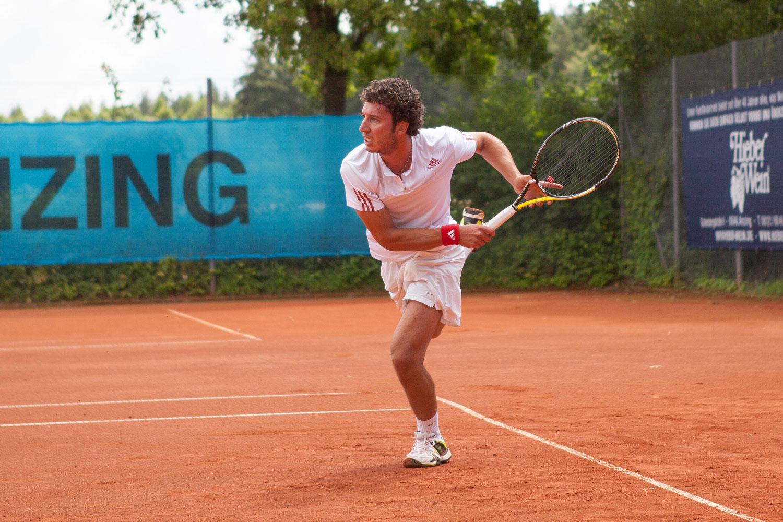 TC Ebersberg Trainer Gaetano